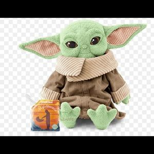The Child, baby Yoda, scentsy buddy